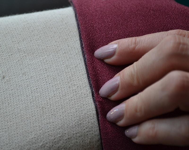 Гладильная колодка для утюжки рукавов